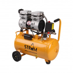 Betepalinis oro kompresorius STROM 24 L